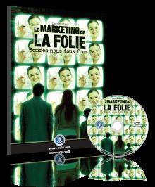 DVD Le marketing de la folie