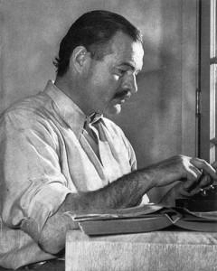 Ernest Hemingway, 1939