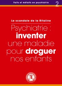 le scandale de la Ritaline