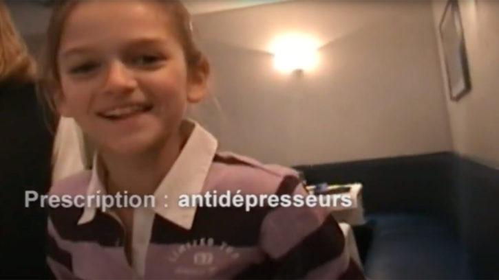prescription: antidépresseurs